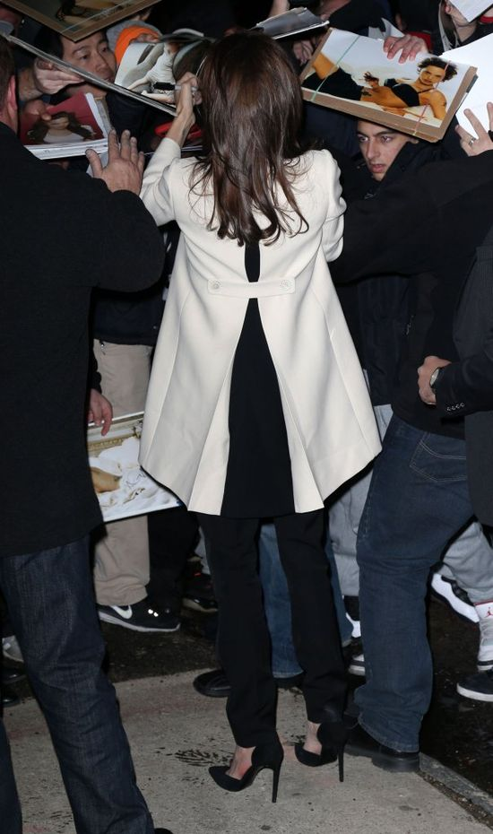 Nie takiego zachowania spodziewalibyście się po Jolie