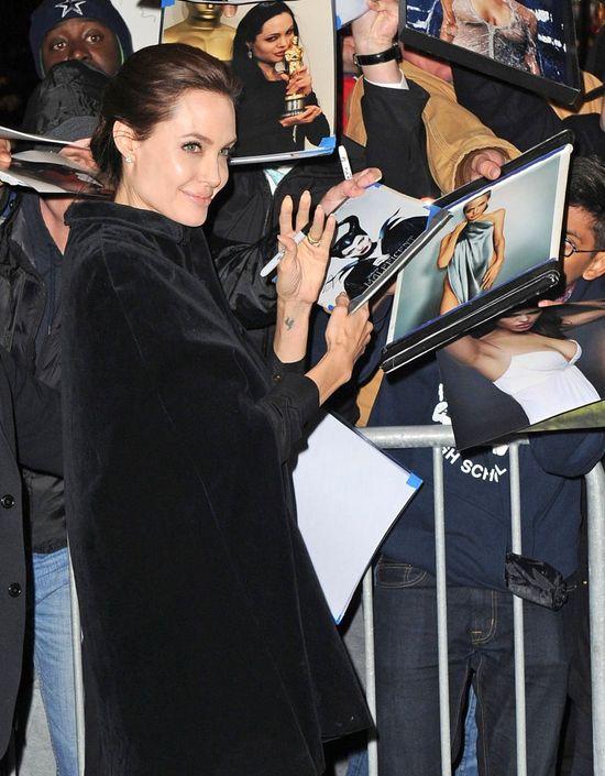 Angelina Jolie szczuplejsza od aniołków Victoria's Secret?