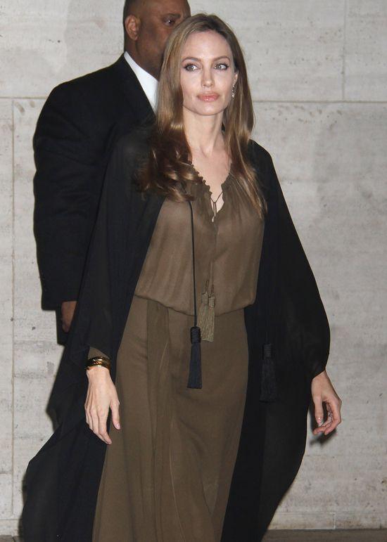 Brad Pitt: Popieram wybór Angie!