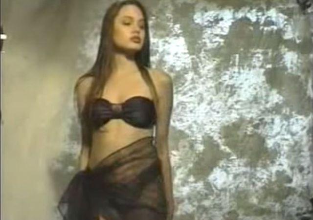 Szokujące fakty z młodości Angeliny Jolie wychodzą na jaw