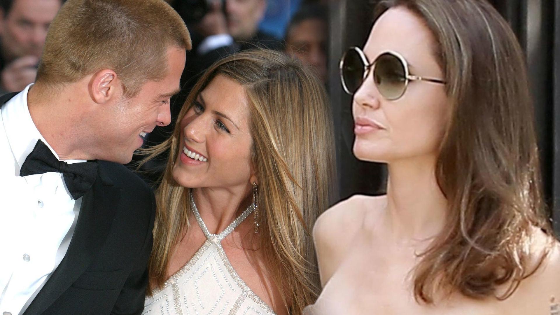 OSTRA reakcja Angeliny Jolie, gdy zobaczyła, że Brad był na urodzinach Jennifer