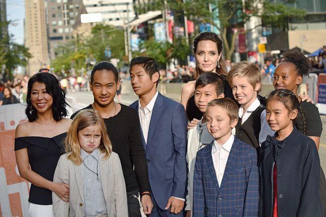 Szóstka dzieci Angeliny Jolie stanęła przed nie lada wyzwaniem