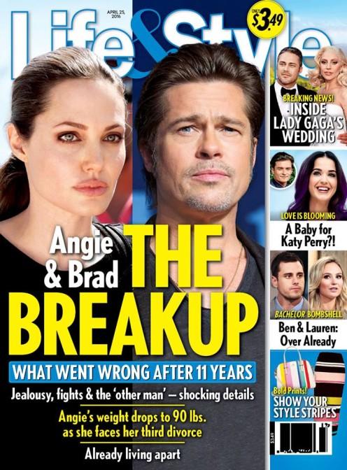 Wszystko, co powinniście wiedzieć o rozwodzie Brada i Angeliny