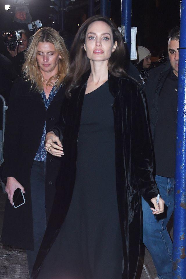 Oto, co połączyło Angelinę Jolie i Drake'a