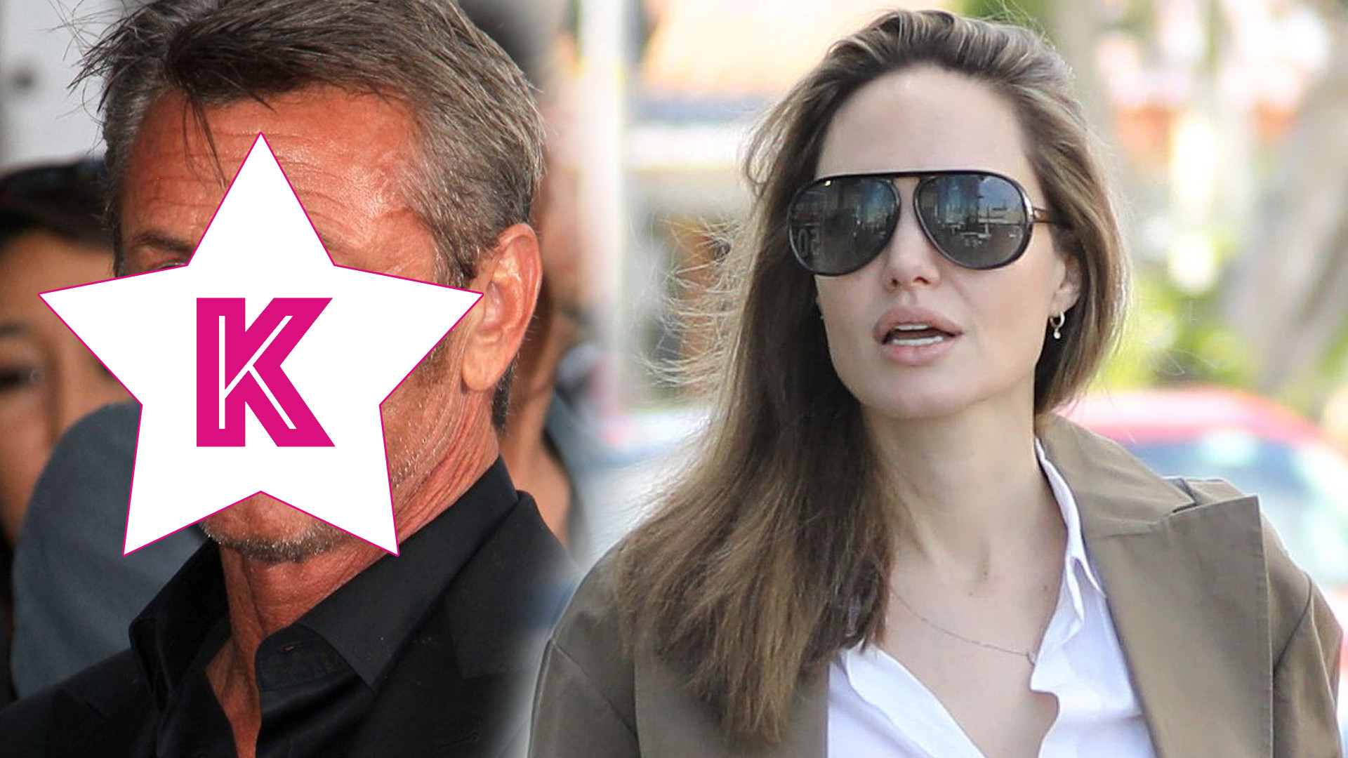 Angelina Jolie ma z nim romans! To eks Charlize i rywal Pitta