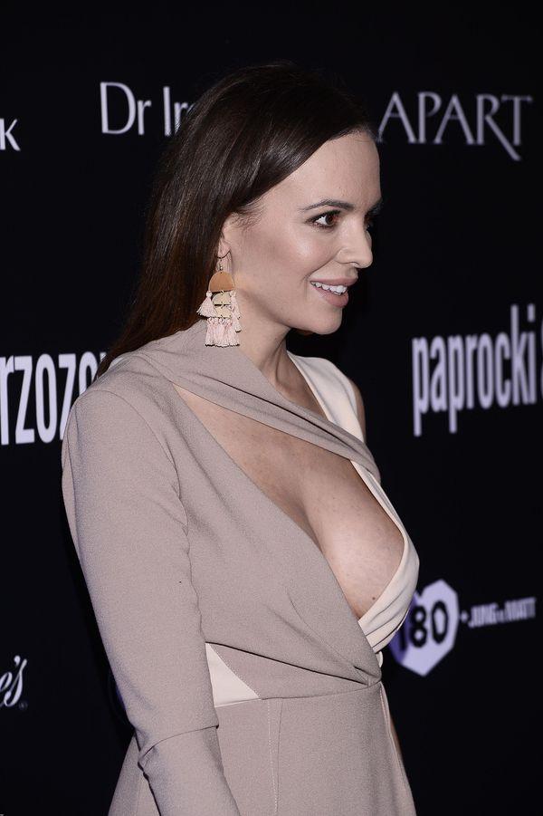 Takie krytyki za tę sukienkę Ania Wendzikowska chyba się nie spodziewała