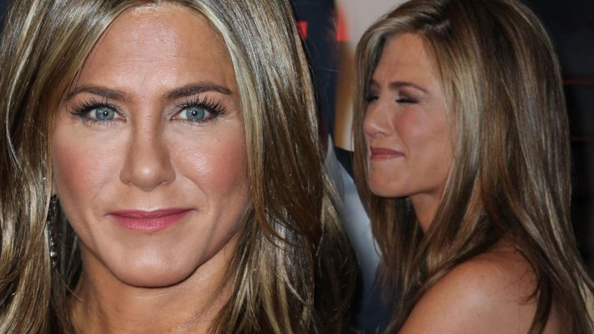 Jennifer Aniston przytyła? Wygląda w tej kreacji wyjątkowo niekorzystnie