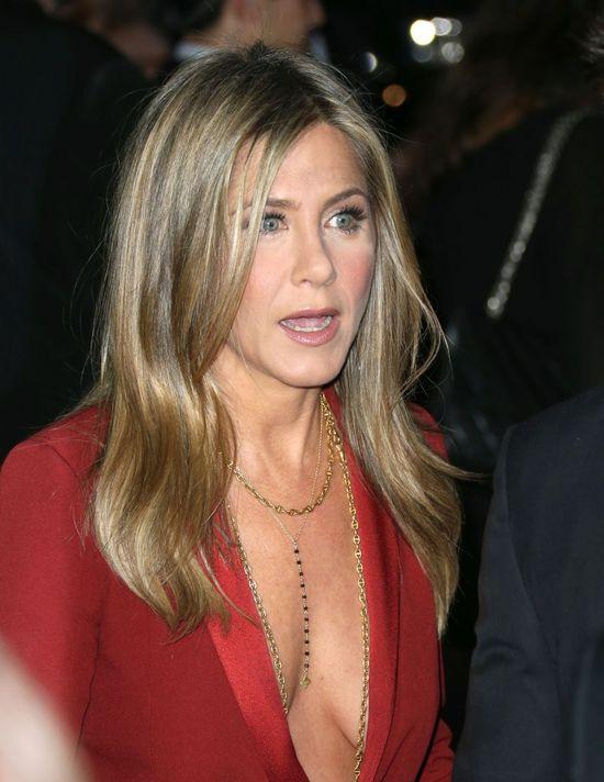 Jennifer Aniston o schorzeniu, kt�re j� napi�tnowa�o