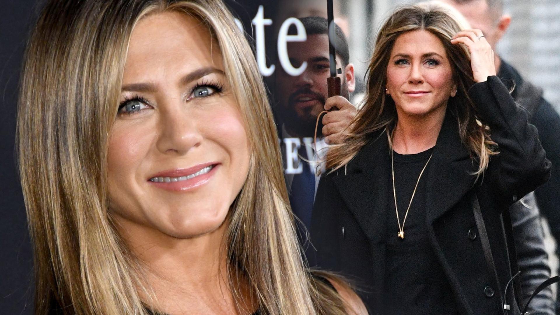Jennifer Aniston zdradziła, dlaczego NIGDY nie założy Instagrama