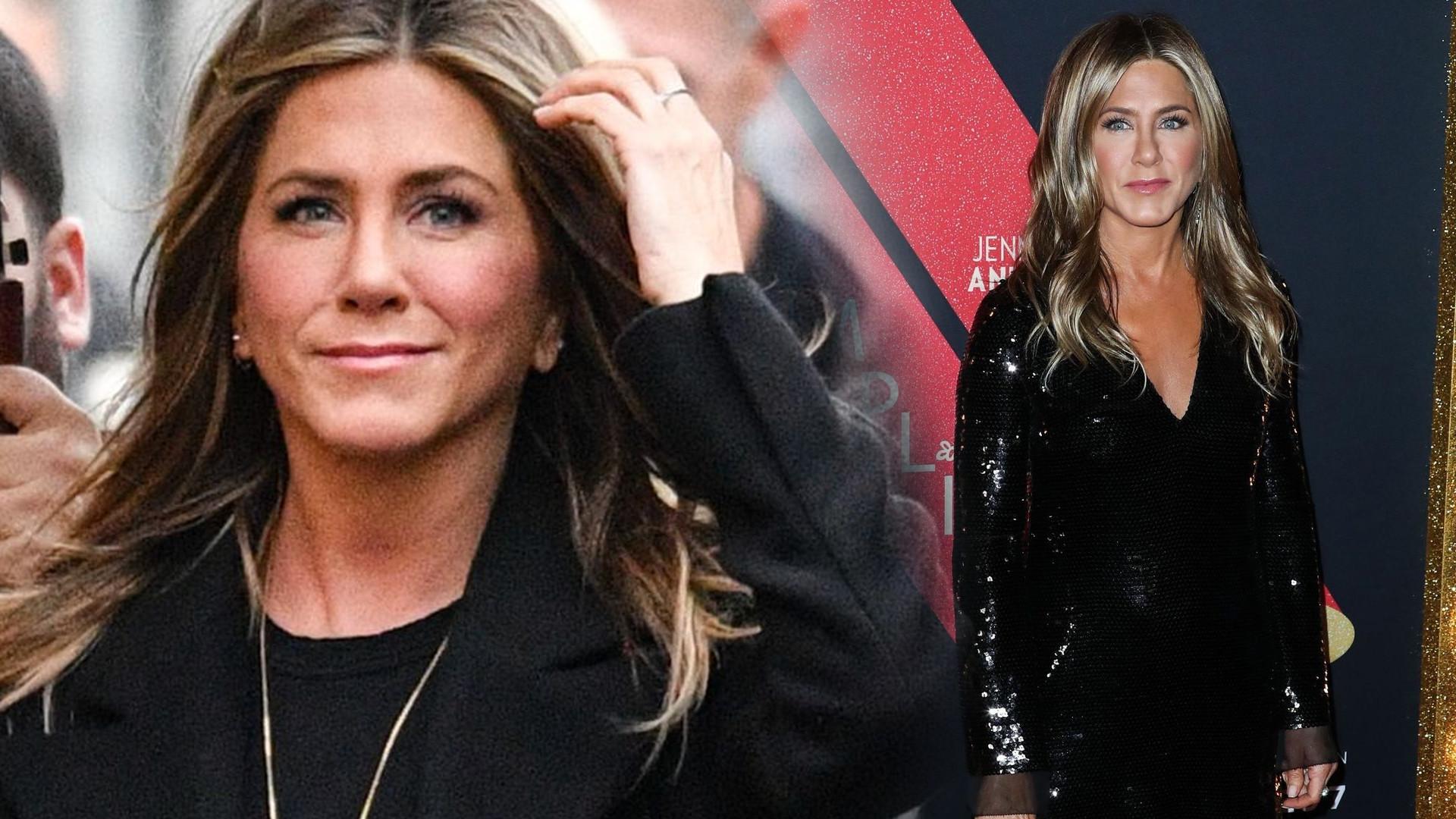 Wiemy, dlaczego Jennifer Aniston wygląda tak MŁODO – oto jej dieta