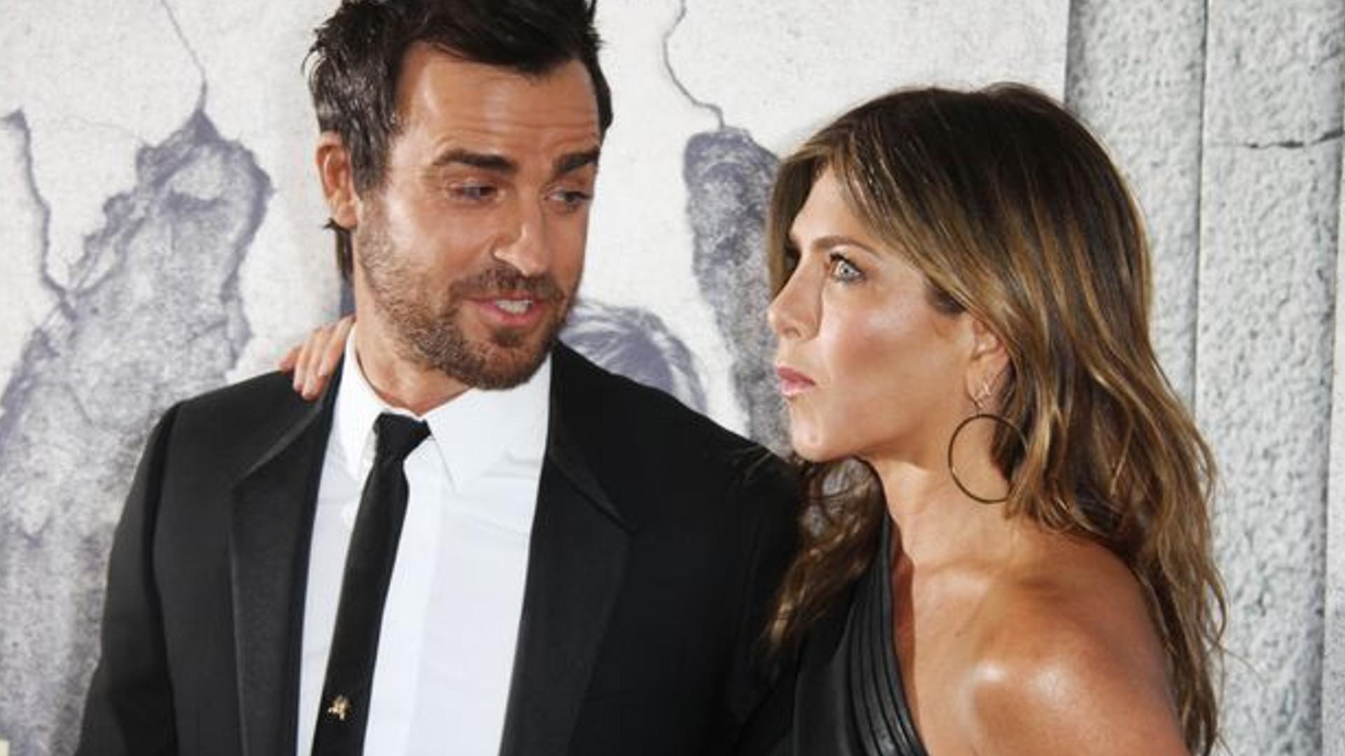 Justin Theroux BŁAGA o wybaczenie Jennifer Aniston. Wszystko z JEDNEGO powodu