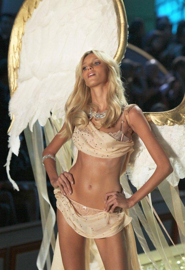 Anja Rubik weźmie udział w Top Model 3