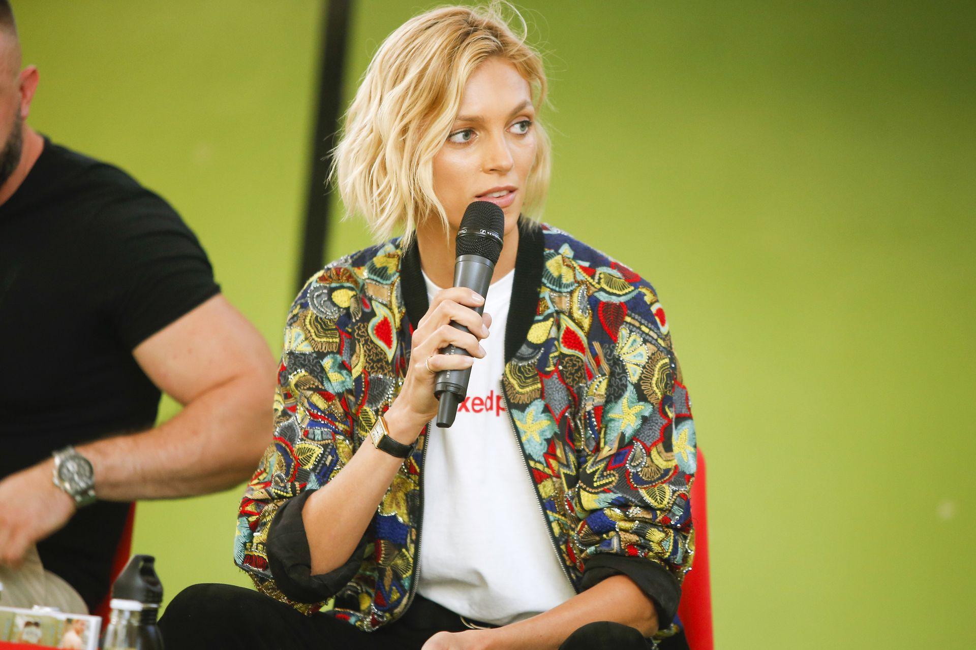 Anja Rubik w nowej fryzurze: Wyglądasz jak facet