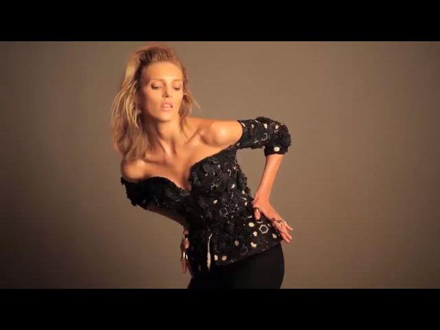 Anja Rubik w nowej sesji dla tureckiego Vogue [VIDEO]