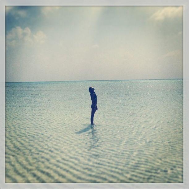 Anja Rubik chwali się zdjęciami z wakacji (FOTO)