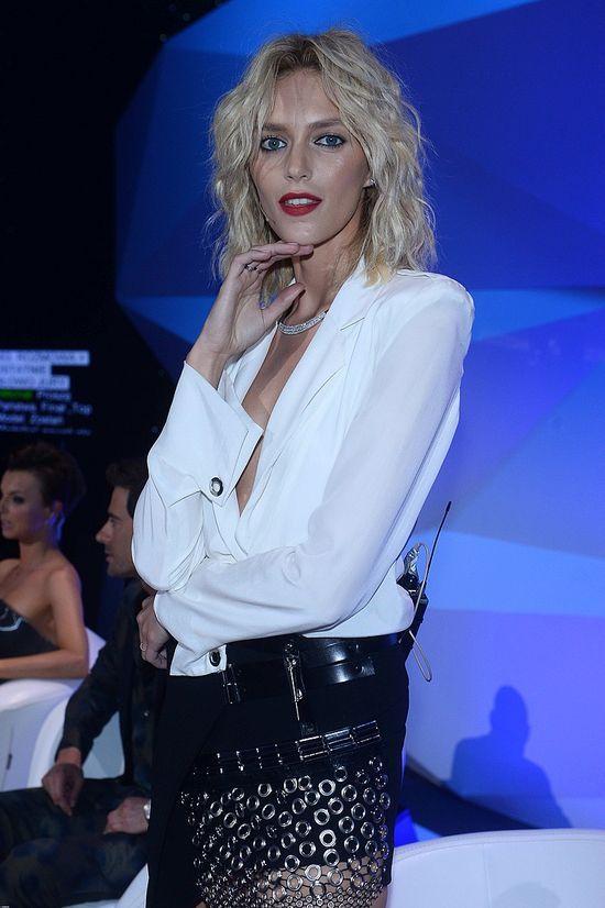 Beata Kozidrak chcia�a wygl�da� jak modelka? (FOTO)