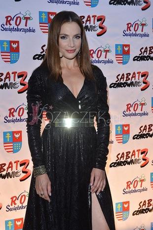 Anna Dereszowska nie boi się, że znów zaświeci bielizną