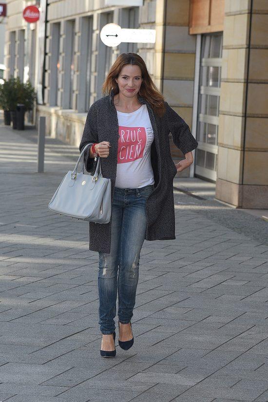 Anna Dereszowska nie zamierza wariować dla figury (FOTO)