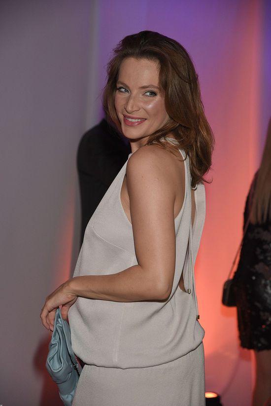 Ciąża służy Annie Dereszowskiej? (FOTO)