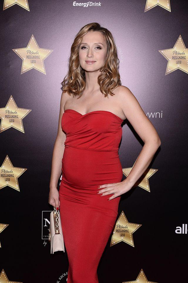 WOW! Mamy kolejną (piękną) gwiazdę w ciąży (ZDJĘCIA)