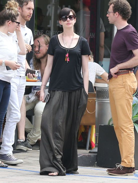 Anne Hathaway zwolniła Rachel Zoe po 10 latach współpracy!