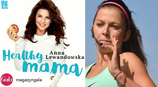 A jednak! Anna Lewandowska pokazała w ciąży ODSŁONIĘTY BRZUSZEK!