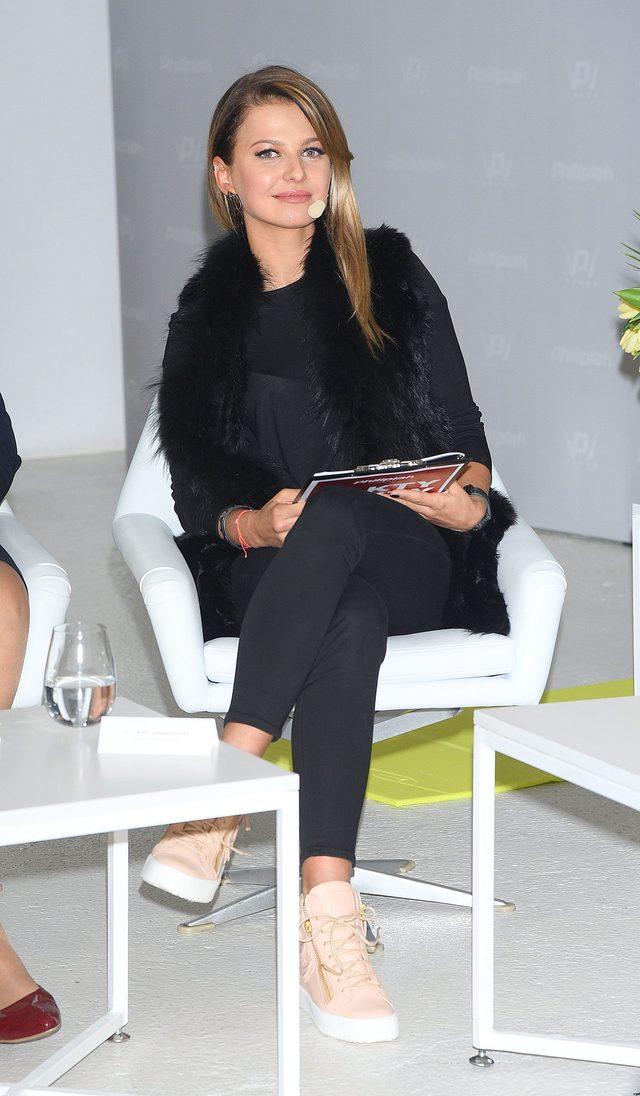 Anna Lewandowska w najmodniejszych butach sezonu (FOTO)