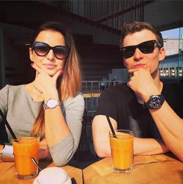 Anna Lewandowska pokazała młodszego brata (FOTO)
