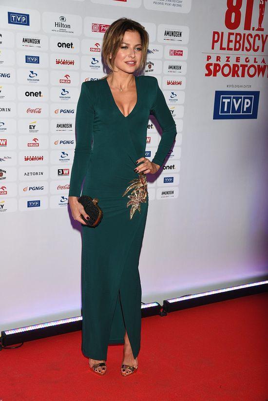 Anna Lewandowska królową na Balu Mistrzów Sportu? (FOTO)
