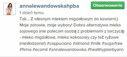 Anna Lewandowska przeprasza fanów!