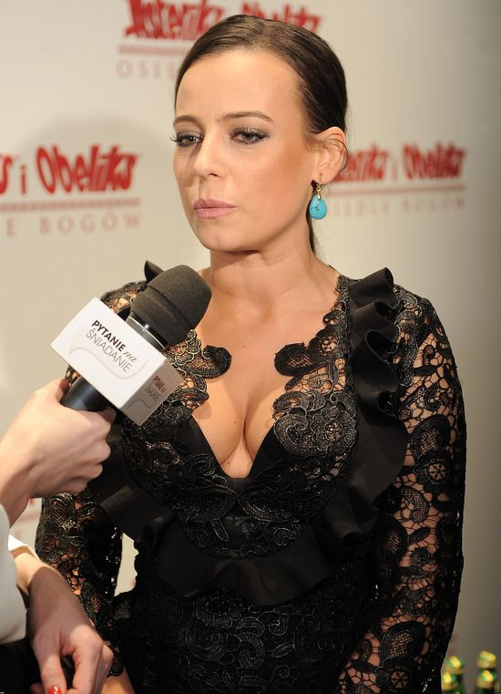 Anna Mucha przyznała, że BYŁA MOLESTOWANA SEKUALNIE