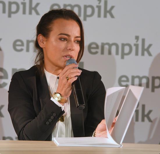 Anna Mucha w szpitalu