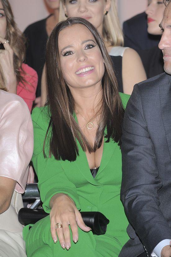 Anna Mucha zapomniała o bluzce? (FOTO)