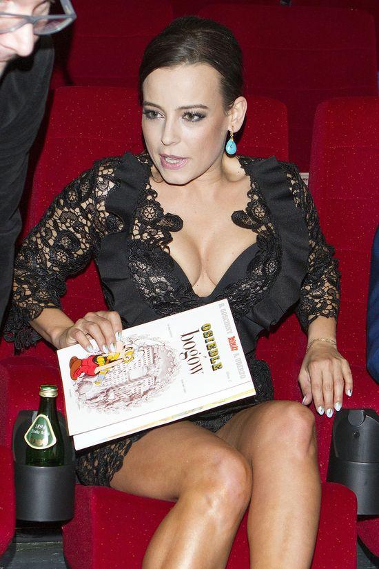 Anna Mucha postanowiła udowodnić, że wciąż jest sexy? (FOTO)