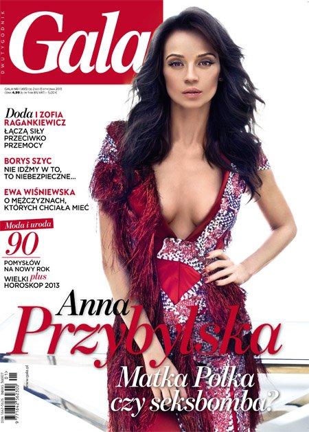 Anna Przybylska jako matka-Polka i seksbomba (FOTO)