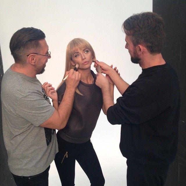 Anna Przybylska w rękach stylistów (FOTO)