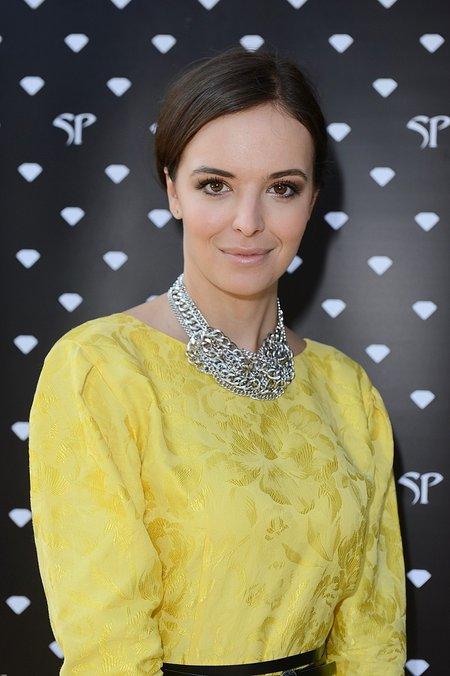 Celebrytki na pokazie torebek Sabriny Pilewicz (FOTO)