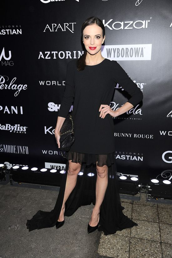 Anna Wendzikowska ma większy talent aktorski niż Anna Mucha?
