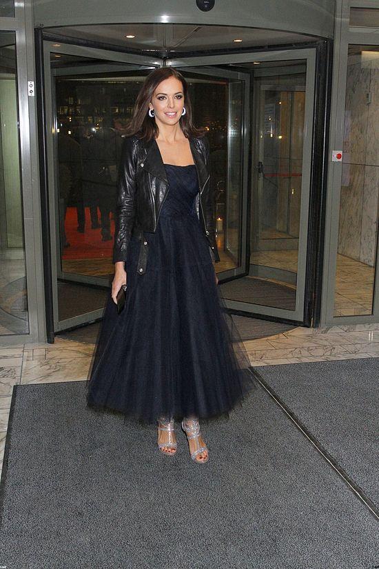 Gala Telekamery 2014 (FOTO)sukienka