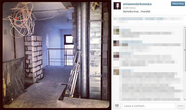 Anna Wendzikowska chwali się nowym mieszkaniem (FOTO)