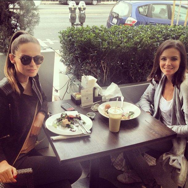 Kasia Sowińska i Anna Wendzikowska podbijają LA (FOTO)