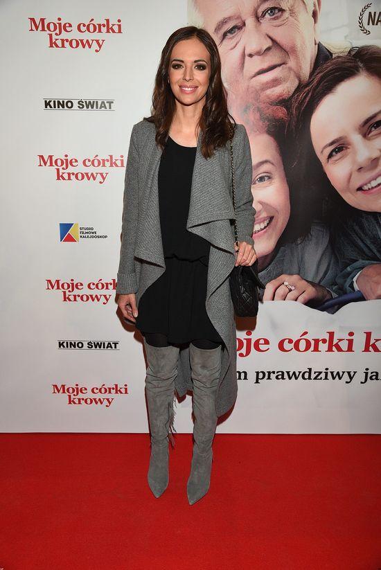 Anna Wendzikowska nie przepu�ci �adnej imprezy?