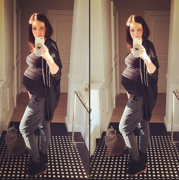 Anna Wendzikowska już trenuje po ciąży (FOTO)
