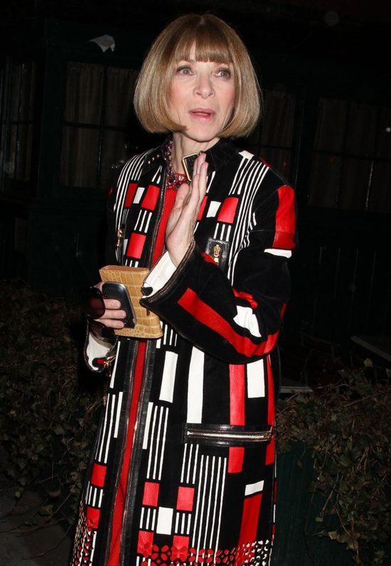 Anna Wintour nie przepada za Anją Rubik?
