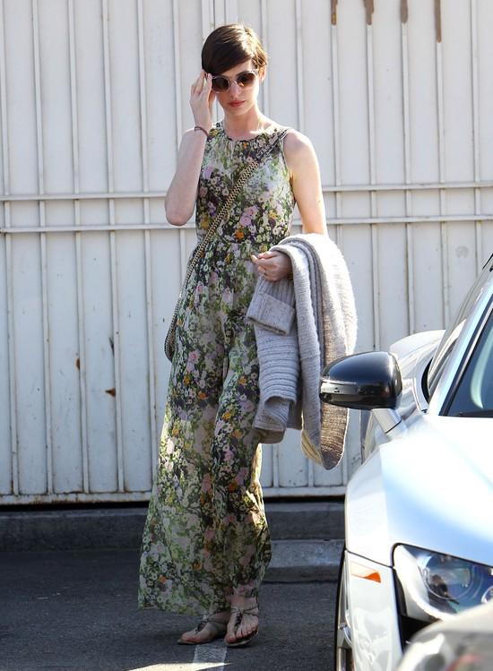 Anne Hathaway wpadła w szał przed Oskarami