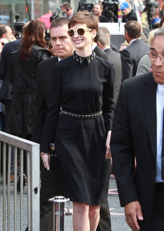Anne Hathaway: Ja nie mam seksapilu