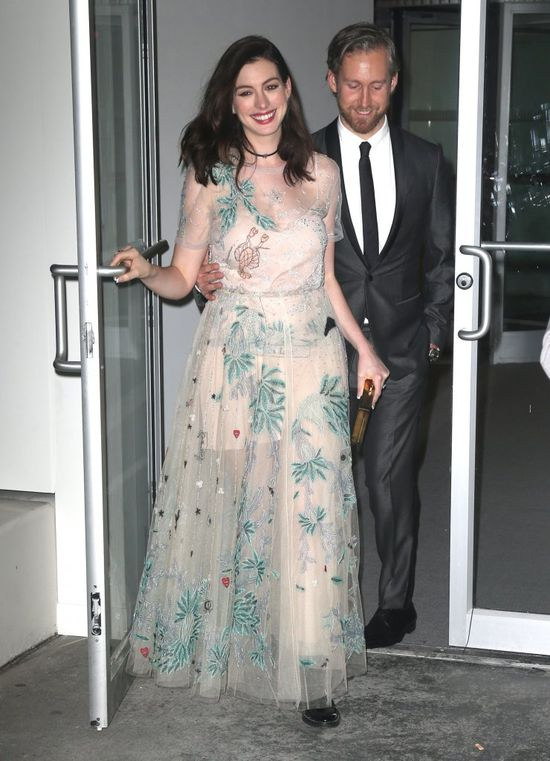 Anne Hathaway pokłóciła się z Cate Blanchett na planie filmu