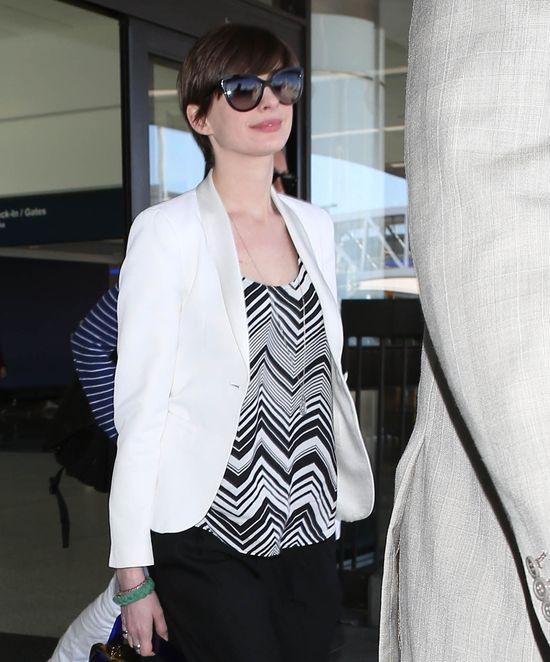 Anne Hathaway jakiej nie znacie