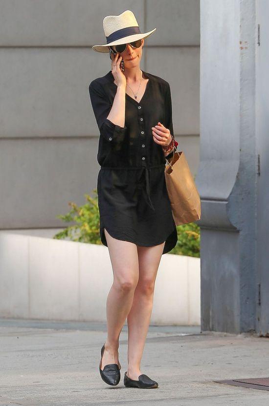 Anne Hathaway nie ma ambicji zostać seksbombą