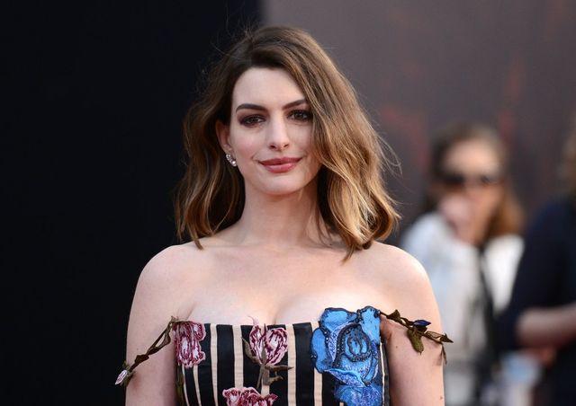 Czy ciało Anny Hathaway zmieniło się na plus po porodzie?